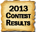 2013 Contest Results