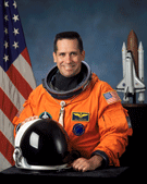 Astronaut Bill Oefelein Photo